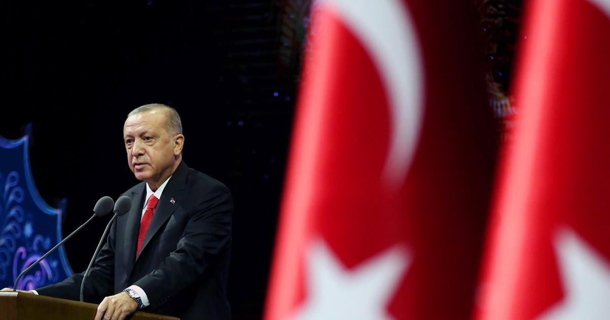 Μοιραίο λάθος Ερντογάν: Το ισλαμιστικό παραλήρημα κατά...
