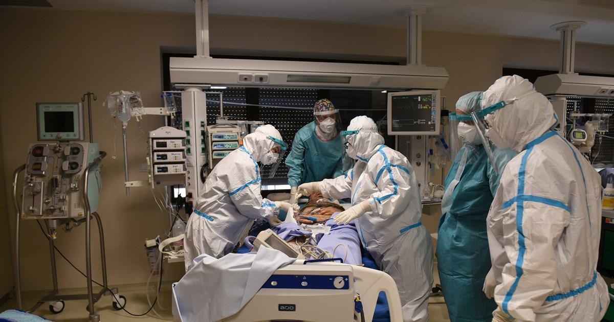 Ερυθρός Σταυρός: Σοκ με θάνατο διασωληνωμένου ασθενή – Ανθρώπινο χέρι…