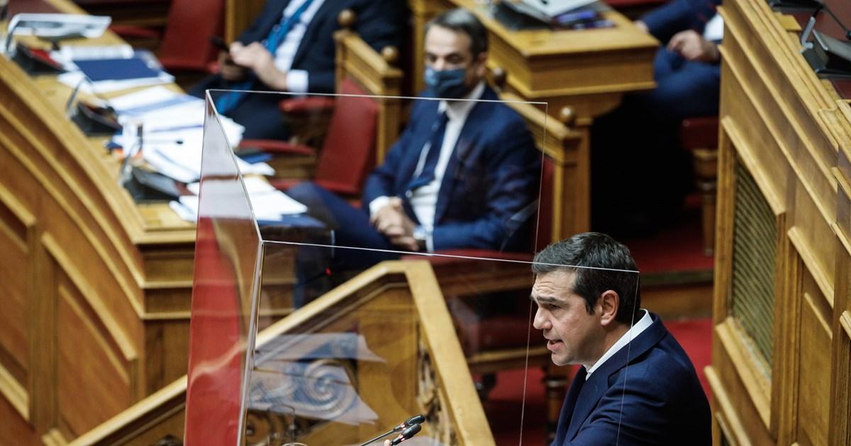 Live Βουλή - Η ομιλία του Αλέξη Τσίπρα - 'Περιμέναμε μια συγγνώμη και κάποιες εξηγήσεις'