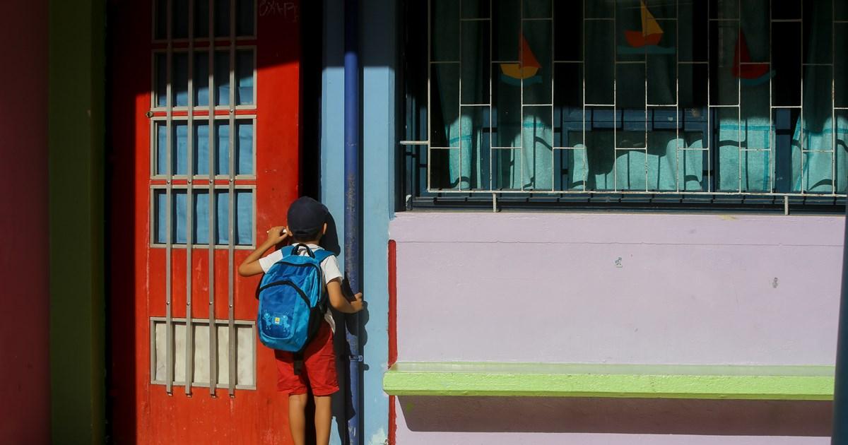 Σοκ στη Θεσσαλονίκη: Χειροπέδες σε νηπιαγωγό - 4χρονος ξέφυγε της προσοχής της και βγήκε στο δρόμο