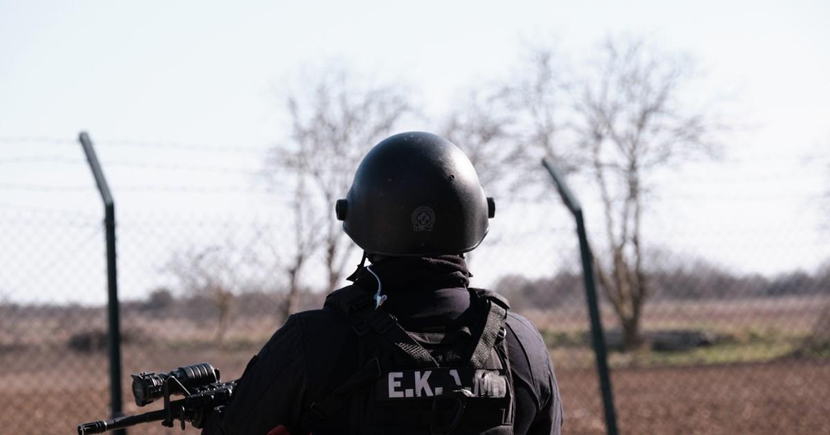 Στο 'κόκκινο' ο Εβρος: Ενισχύεται η μεθόριος με 400 αστυνομικούς