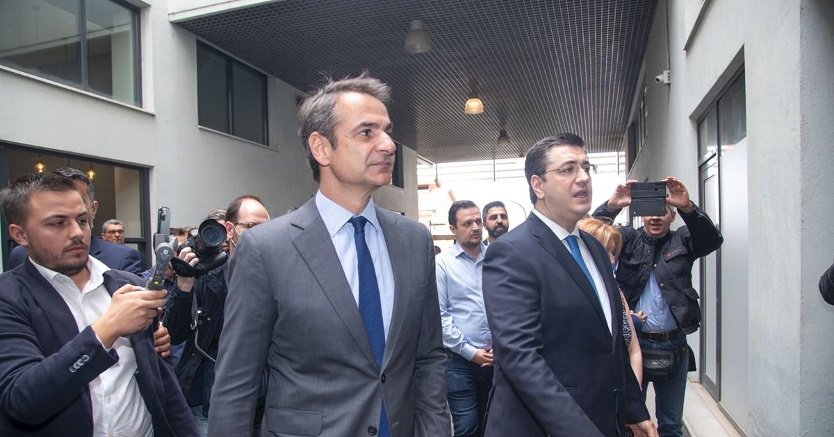 Μητσοτάκης: Κατ' εξαίρεση από τις 15 Ιουνίου οι απευθείας πτήσεις από το εξωτερικό στη Θεσσαλονίκη