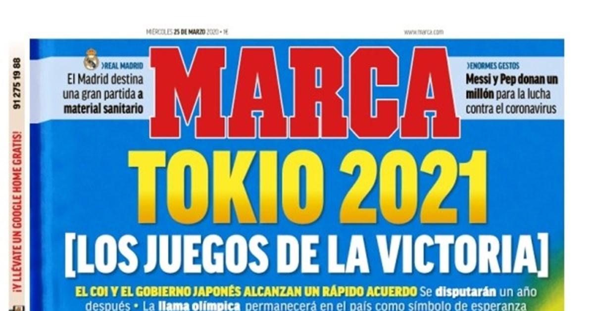 Συγκλονιστικές 'Marca' και 'L' Equipe': Ο Αστερίξ στους Ολυμπιακούς Αγώνες 'της Νίκης'