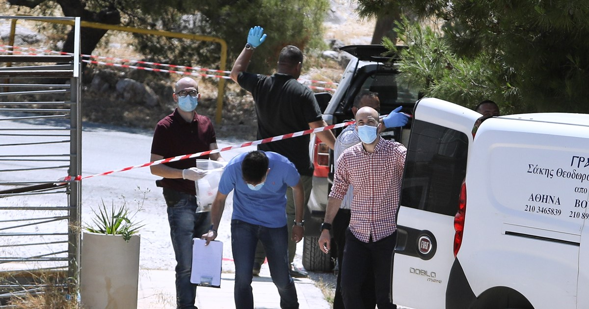 Μαφιόζικη εκτέλεση στη Θήβα: Στο μικροσκόπιο το κινητό του 45χρονου και τα βίντεο από κάμερες ασφαλείας