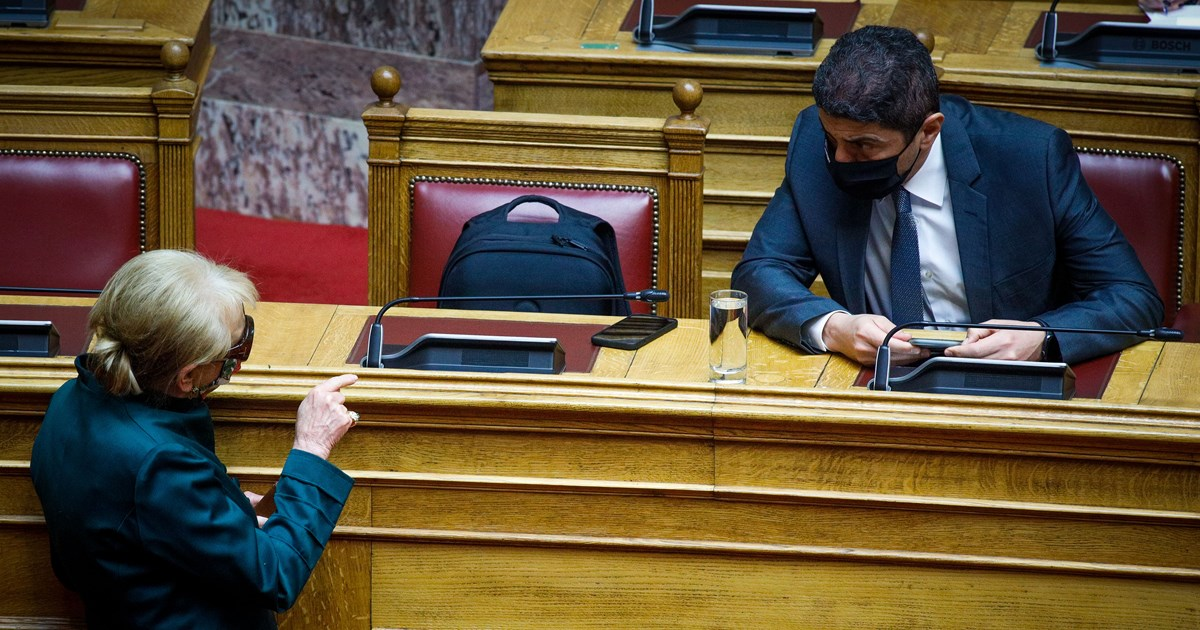 Ο Αυγενάκης στη Βουλή για τη Σοφία Μπεκατώρου: Θα το πάμε μέχρι τέλους