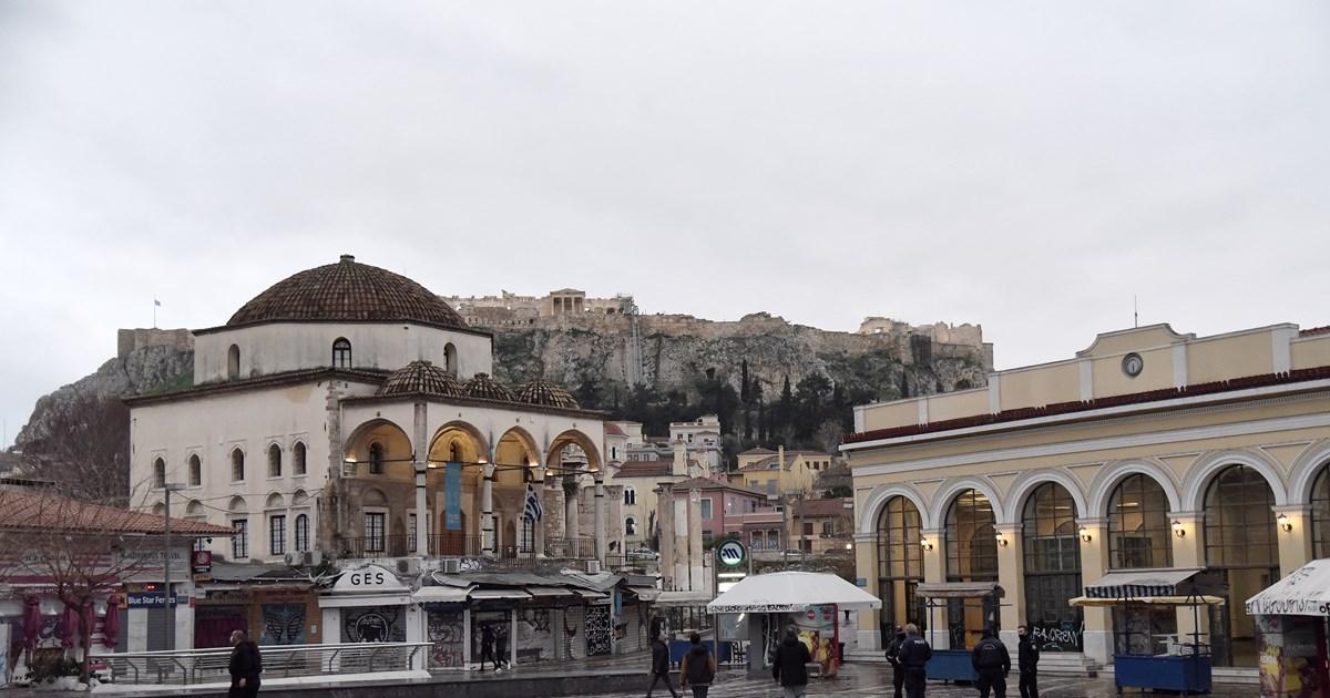 """Κορονοϊός: Στο κόκκινο το """"κέντρο"""" της Αθήνας – Οι οκτώ περιοχές που…"""