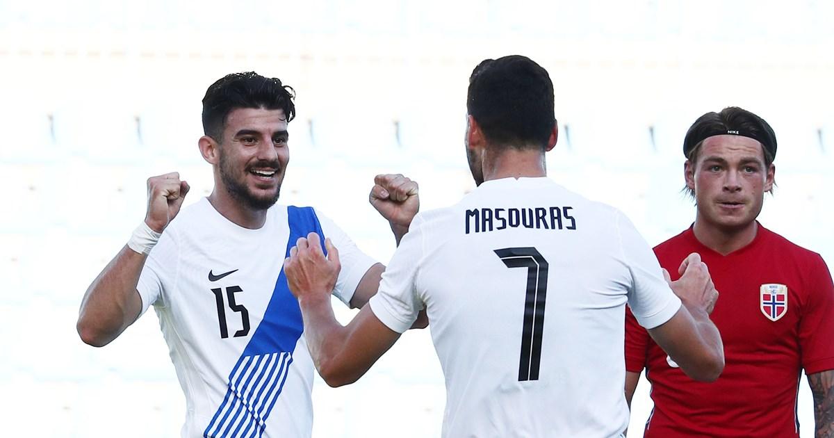 Εθνική Ελλάδος: Συνέχεια στις καλές εμφανίσεις, νίκη με 2-1 επί της…