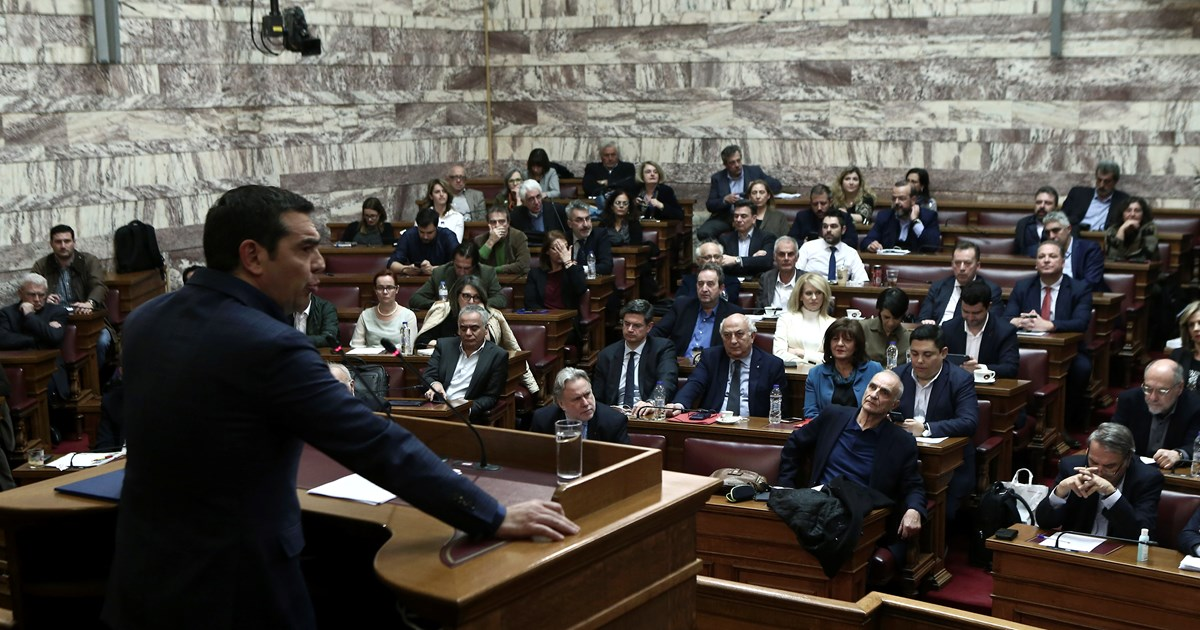 Αντιμέτωπος με τον ΣΥΡΙΖΑ της κυβέρνησης ήρθε ο...ΣΥΡΙΖΑ της αξιωματικής αντιπολίτευσης!