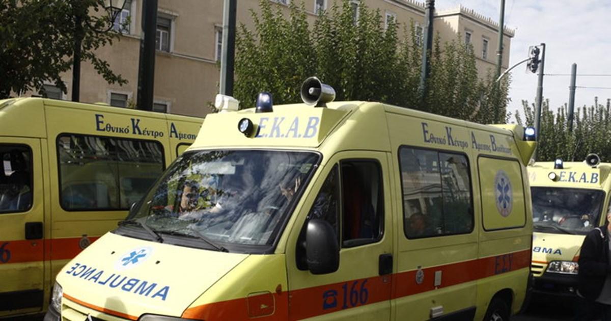 Ωρωπός: Φρέζα καταπλάκωσε 13χρονο – Νοσηλεύεται διασωληνωμένος στο Παίδων