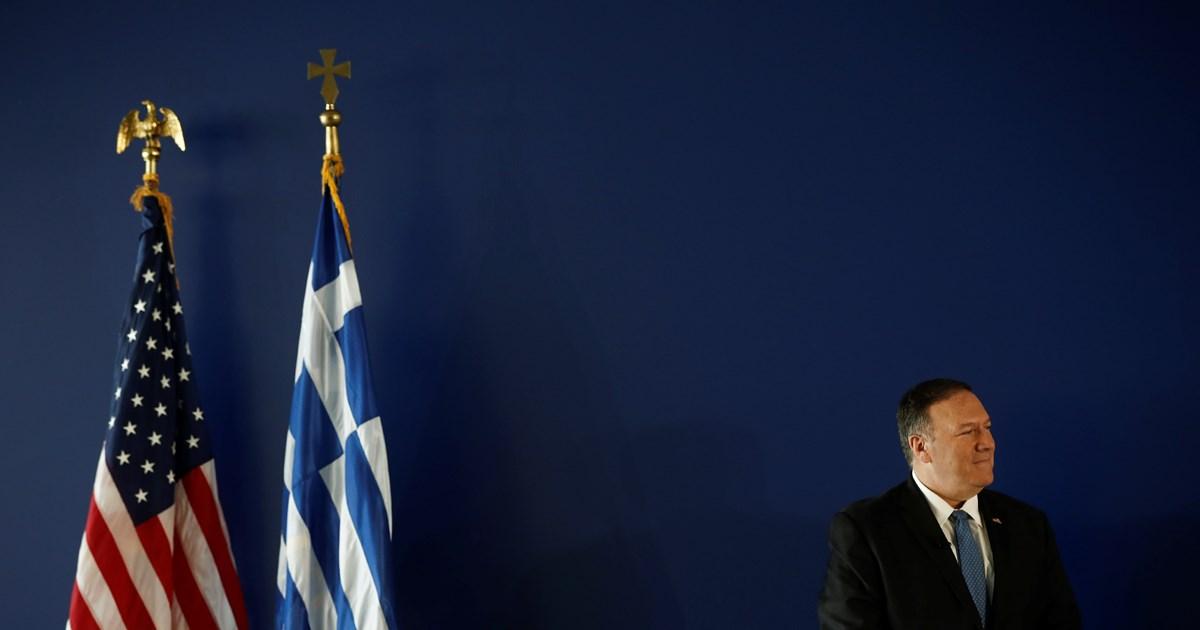 Τι φέρνει ο Πομπεο στην Αθήνα – Γιατί η επίσκεψή του εξοργίζει τους…