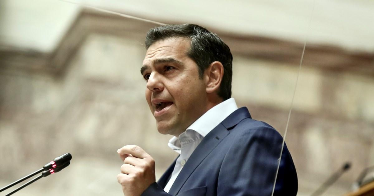 Τσίπρας στην Κ.Ο. του ΣΥΡΙΖΑ για Παππά και υπόθεση Καλογρίτσα: 'Οφείλουμε να είμαστε όλοι προσεκτικοί σε κάθε μας βήμα'