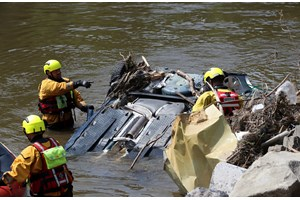 Νέες καταστροφικές πλημμύρες στο Βέλγιο - Ορμητικοί χείμαρροι και μεγάλες ζημιές στην πόλη Ντυνάν (Βίντεο)