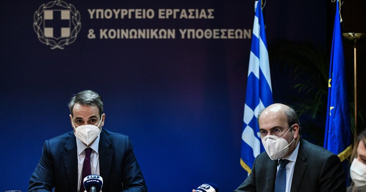 Μητσοτάκης- Χατζηδάκης για τον γολγοθά των εκκρεμών συντάξεων: Τοποθετείται project manager για να τρέξει το έργο