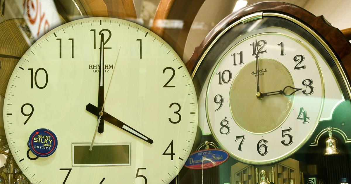 Αλλαγή ώρας: Η ανακοίνωση του υπουργείου Μεταφορών - Η ιστορία πίσω από τους δείκτες