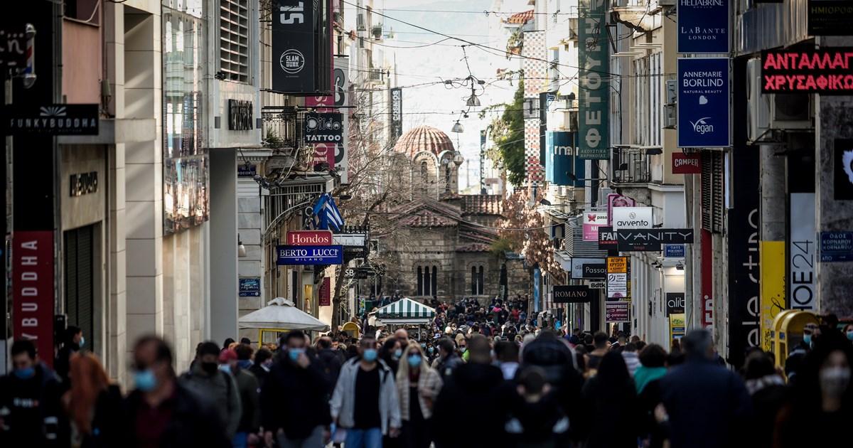 Κορονοϊός: Στο 'κόκκινο' η Αττική με τα μισά κρούσματα, 427 νέες λοιμώξεις - Συναγερμός για το Κέντρο της Αθήνας