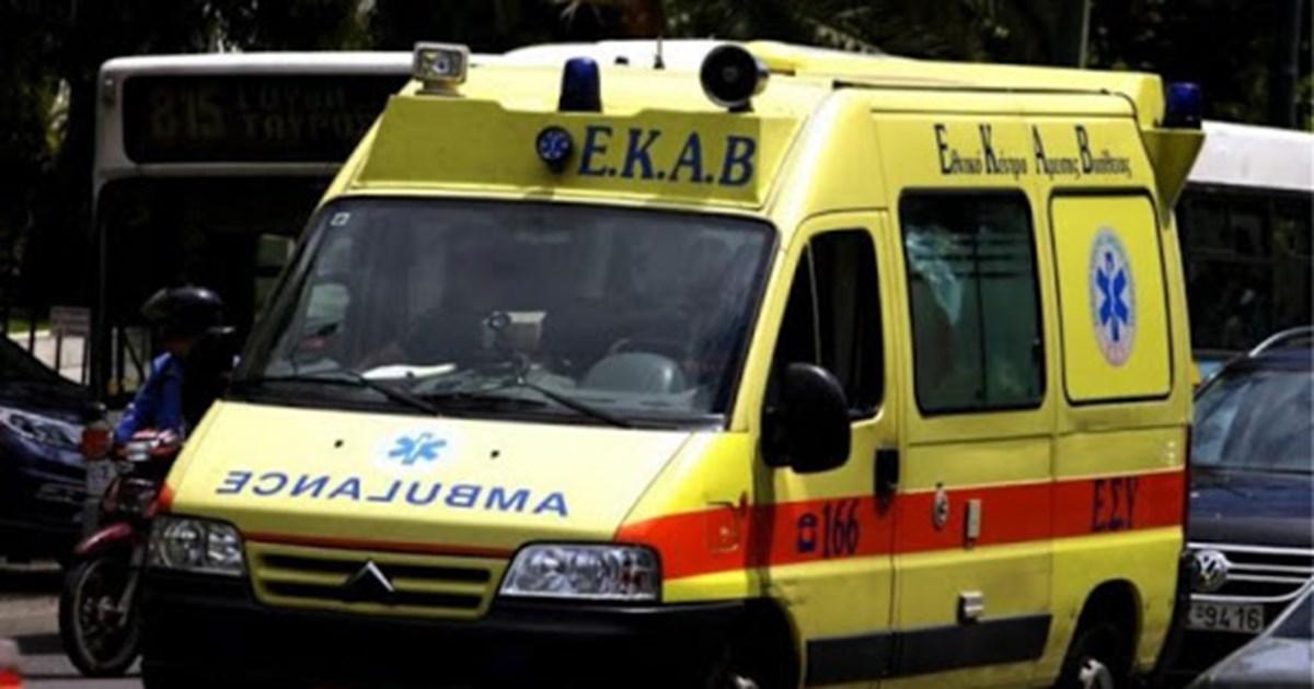 Λάρισα: Δημοτικός αστυνομικός έπεσε από τον 3ο όροφο του Αστυνομικού Μεγάρου