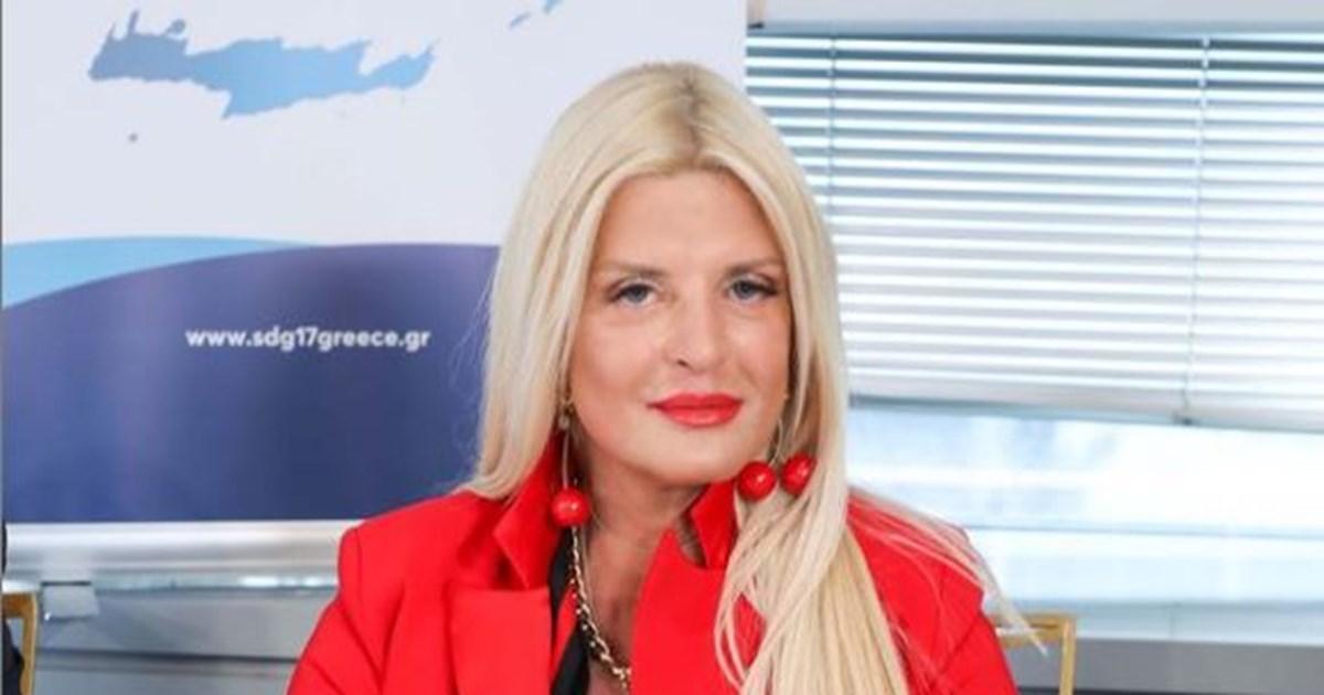 Μαρίνα Πατούλη: Μπαίνει σε καραντίνα - Ακύρωσε όλες τις εμφανίσεις της