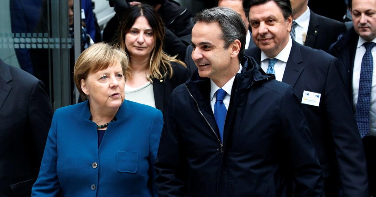 Μάχη στην ΕΕ για το 'κορονο-ομόλογο' - Μητσοτάκης και Μακρόν πιέζουν τη Μέρκελ