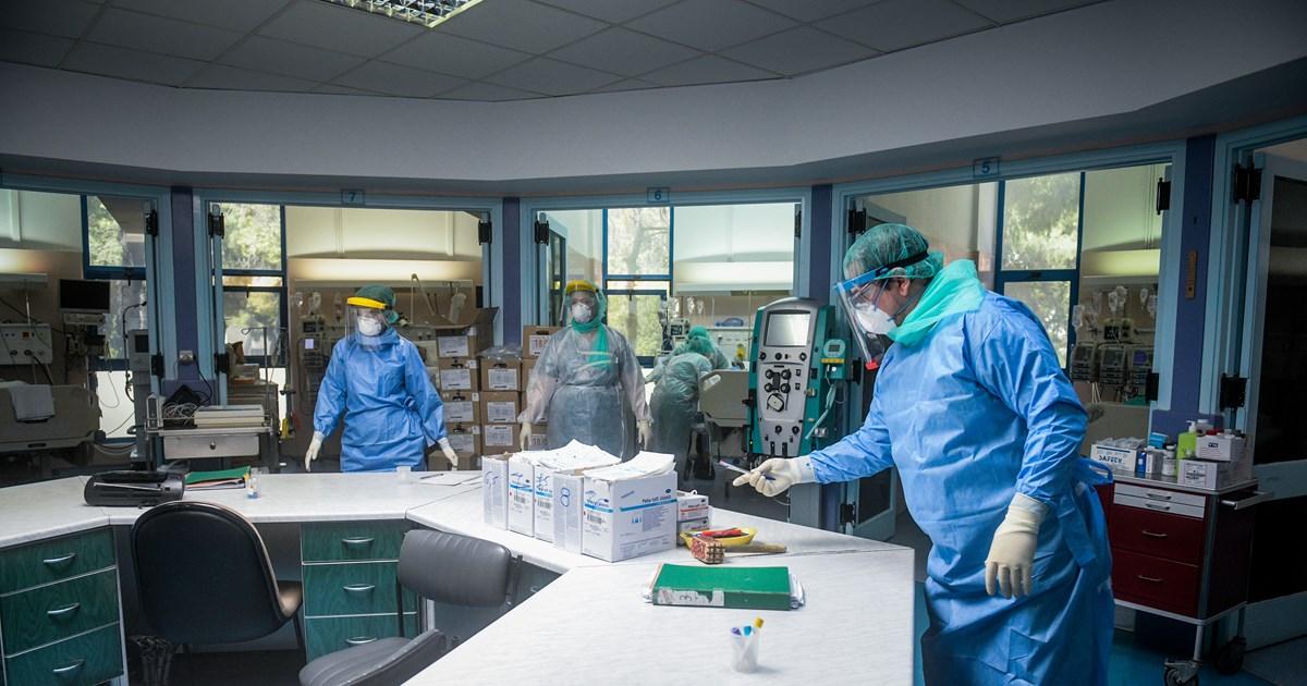 Ασφυξία στα νοσοκομεία της Αττικής: Στο 95% η πληρότητα των ΜΕΘ - Σχέδιο για μεταφορά ασθενών σε Χαλκίδα, Κόρινθο, Βοιωτία