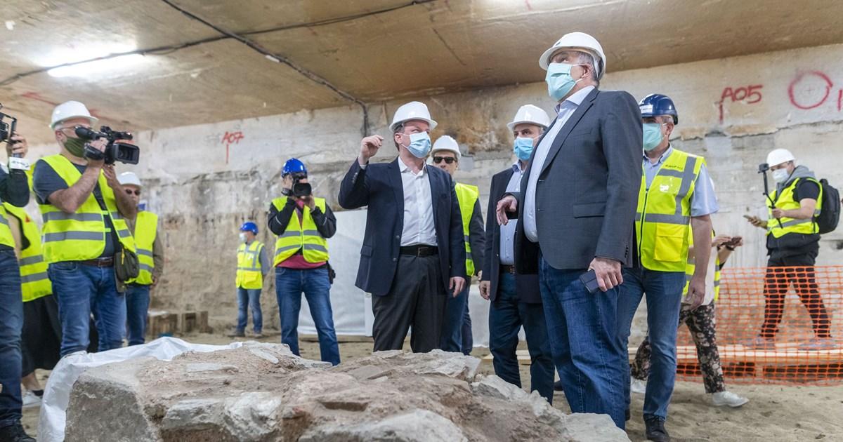 Υποσχέσεις Καραμανλή για το μετρό Θεσσαλονίκης: Θα είναι έτοιμο λέει το 2023