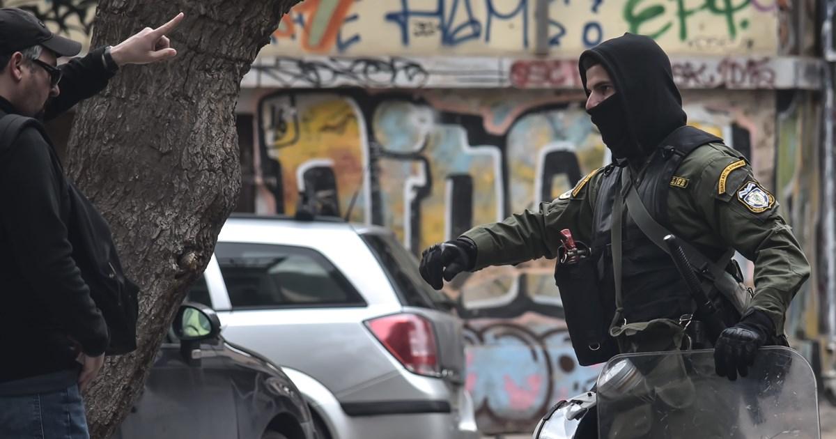 Κορονοϊός: Πρώτο κρούσμα στα ΜΑΤ - Σε καραντίνα 15 αστυνομικοί