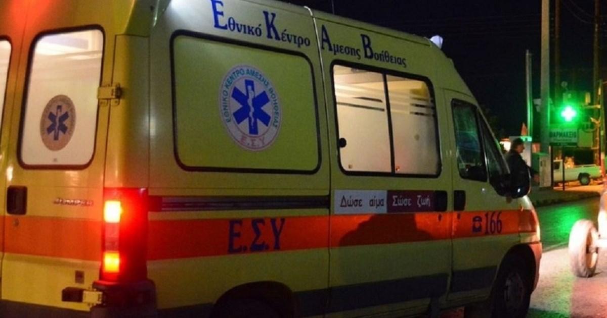 Τραγωδία στην Τρίπολη: Νεκροί 22χρονος και 25χρονος σε τροχαίο - Άλλος ένας τραυματίας